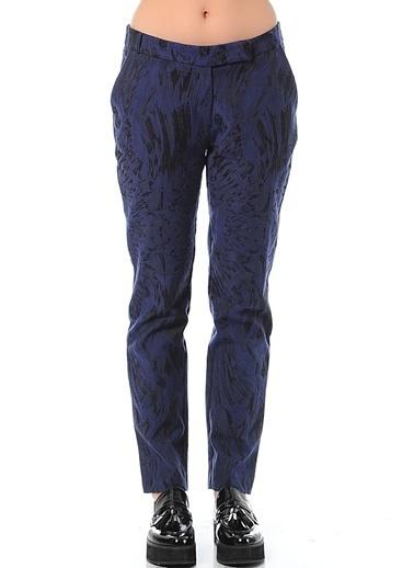 Asymmetry Klasik Pantolon Saks